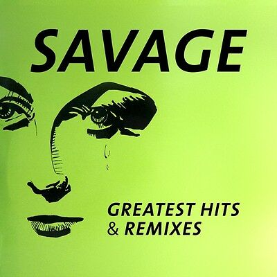 Savage - Greatest Hits and Remixes Vinyl LP ZYX Music NEW