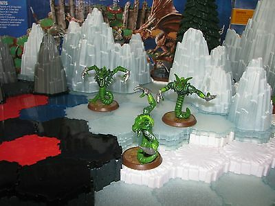 Armoc Vipers - Wave 4 - Zanafor's Discovery - Heroscape