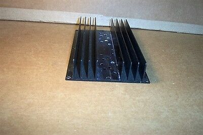 "8 1/4"" X 3 7/8"" X 1 1/4' Tall Heat Sink."
