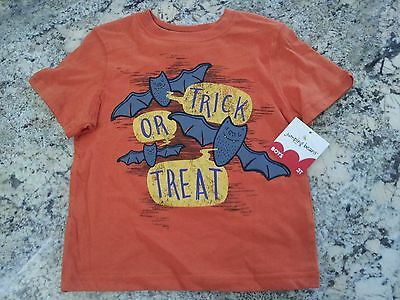 Halloween Tee Baby & Toddler Boys' Girls' Clothing 100% Cotton  T-Shirt Size 3T