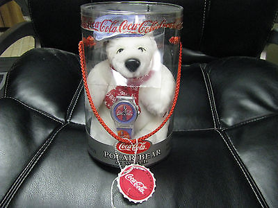 New Coca Cola Polar Bear & Limited Edition COCA COLA Watch