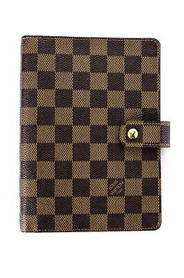 Louis Vuitton Damier Medium Agenda Cover and 2017 Refill [15% OFF]