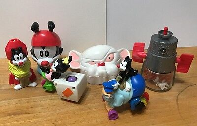 Animaniacs / Pink And The Brain Toys (used As Is)