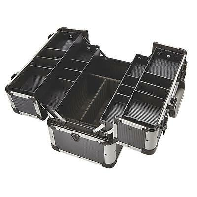 Large Cantilever TOOL ORGANISER CASE Splash Proof Power Tools Compartment Box