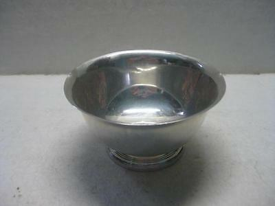 Vintage Sterling Fitton & Loh Watson Exemplar Paul Revere Bowl 1955