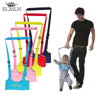 Baby Toddler Safety Harness Strap Walking Wing Belt Walk Assistant Infant Carry