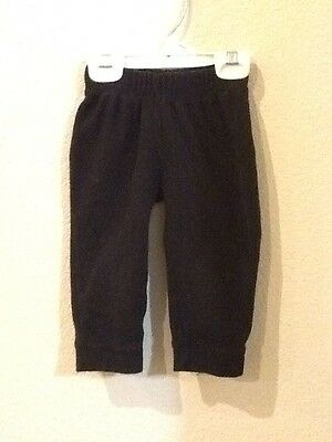 The North Face Boys Baby Infant Fleece Bottoms Pants Size 6-12 Months