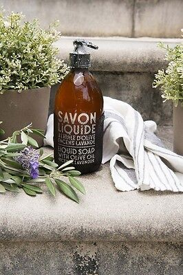Savon de Marseille Liquid Soap - Incense Lavender 500ml