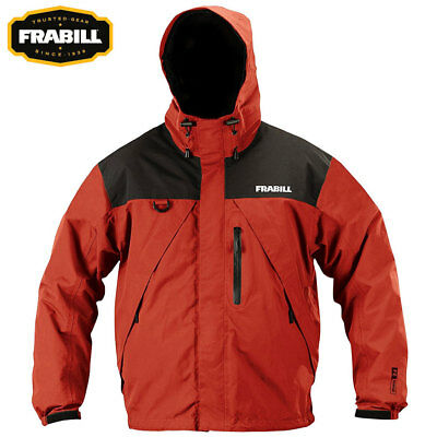 Frabill F2 Surge Jacket (XL)- Red