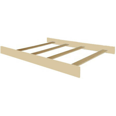 Full Size Conversion Kit Bed Rails for Munire Sussex - Vanilla