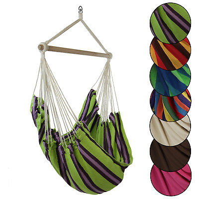 Hammock chair hanging chair VENEZUELA Swing Seat Garden Patio Indoor Outdoor
