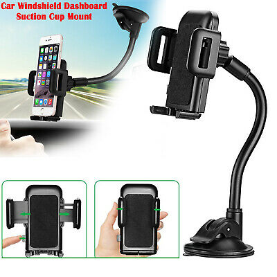 Universal Car Windshield Dashboard Suction Cup Holder Mount Stand for Cell Phone