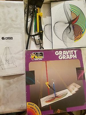 Gravity Graph swinging drawing board By Orda Made in Israel