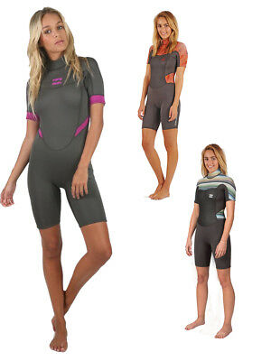 Billabong Synergy SS Spring Suit