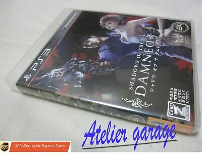 W/Tracking 7-14 Days to USA Japanese English Ready Ver PS3 Shadows of the Damned