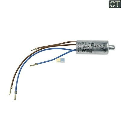 ORIGINAL Noise protection Entstörfilter Capacitor for Ironer Miele 1467270