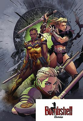 Odyssey of the Amazons #4 DC Comics 1st Print DISCOUNT BIN
