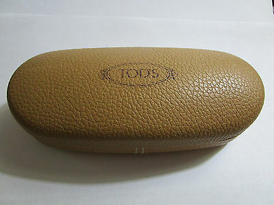 Tod's Hard Clamshell Eyeglass Sunglass Case