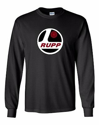 RUPP Vintage Snowmobile Long Sleeve Tshirt Sizes to 5XL