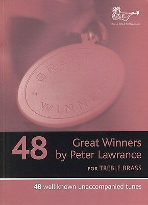 Peter Lawrence: Great Winners For Treble Clef Brass Inst.... Trumpet Sheet Music