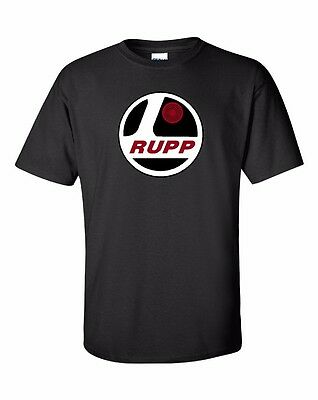 RUPP Vintage Snowmobile Short Sleeve Tshirt Sizes to 5XL
