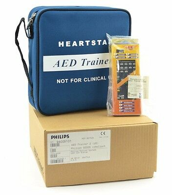 Philips M3752A AED Trainer 2 with Remote Control HeartStart