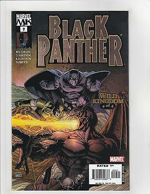 Black Panther (2005) #9 NM- 9.2 Marvel Comics Wild Kingdom pt.4, X-Men app.