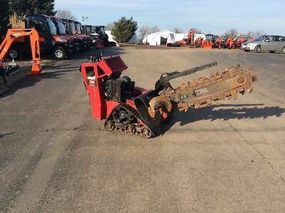2011 Toro TRX20 Walk Behind Trencher *USED*