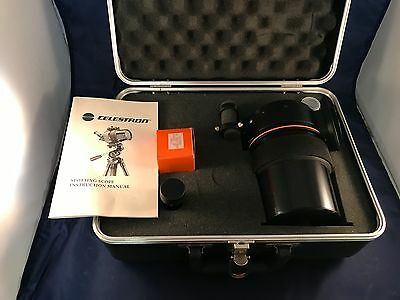 CELESTRON C90 1000mm f/11 Telescope Spotting scope w/ Case+