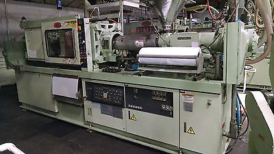 1994 Nissei 132-Ton Plastic Injection Molding Machine