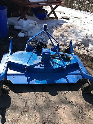 3 Point Hitch 5ft Finish Mower