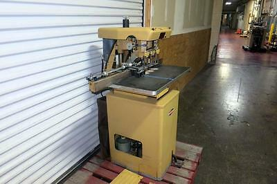 Challenge Model EH3A 3-Spindle Paper Drill