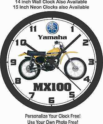 volkswagen beetle superbug wall clock free usa ship 28 99 picclick 1953 Mack Pickup yamaha mx100 motocross wall clock free usa ship