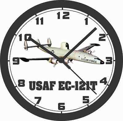 USAF EC-121T AIRPLANE PLANE WALL CLOCK-FREE USA SHIP!-United States Air Force