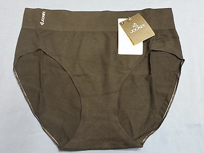Womens Jockey Bamboo Fibre  Underwear Brief Panties Briefs Ladies  Size L-XL