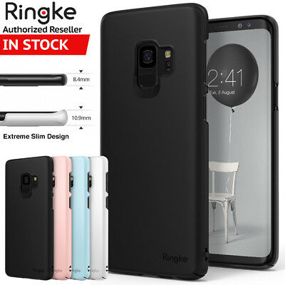 Galaxy S8 S8 Plus Case Genuine RINGKE Ultra Slim Protective Cover For Samsung
