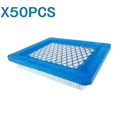 50X Air Filters For Briggs & Stratton 491588S 5043 399959 119-1909 PT15853