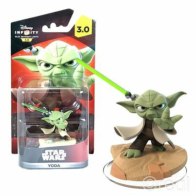 New Star Wars Disney Infinity 3.0 Yoda Figure Character Game Piece Official
