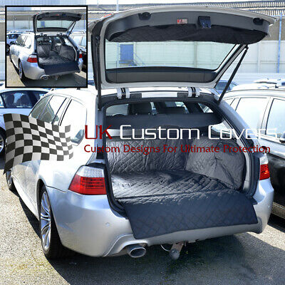Bmw 5 Series Touring Estate (E61) Quilted Waterproof Boot Liner Mat 2004-10 272