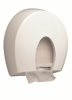 Kimberly-Clark Aqua Hand Towel Dispenser White  6973