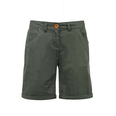 Pantaloncino Donna Protest Klaartje Shorts Grey Green