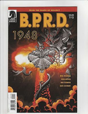 B.P.R.D. 1948 #1 VF/NM 9.0 Dark Horse Comics Hellboy