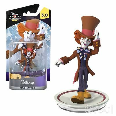 New Alice In Wonderland Disney Infinity 3.0 Mad Hatter Figure Character Official