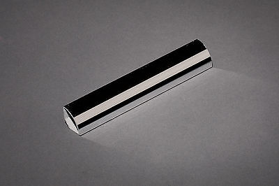 1 Lengths Silver 19mm Quadrant Trim 2.6m For Wall & Ceiling Panels Cladding PVC