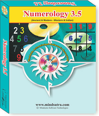 Numerology 3.5 - Astrology Software