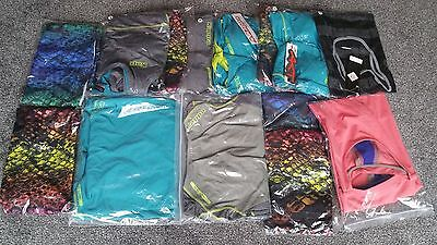 Job Lot Sports Running Tops, Vest Tops, Padded Tops Mens And Womens 14 items