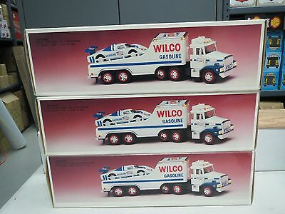 Wilco 1989 Truck And Race Car