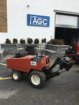 Ditch Witch 255sx vibratory plow