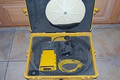 Trimble MS750 GPS Base Station Receiver Zephyr Antenna with Case