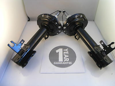 2 x Vauxhall Zafira B Front Shock Absorbers Dampers *PAIR* *NEW* 2005-Onwards